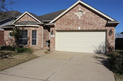Rosenberg Single Family Home For Sale: 6050 Wickshire Drive