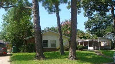 Houston Single Family Home For Sale: 7115 Alderney Drive