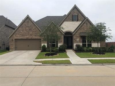 Pearland Single Family Home For Sale: 2714 Sterling Falls Lane