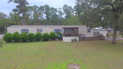 Trinity County Single Family Home Pending: 117 Oak Street