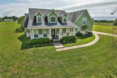 Waller Single Family Home Pending: 16040 N Black Falcon Road