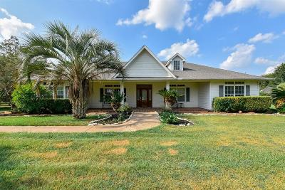 Richmond Single Family Home For Sale: 5720 Fm 359 Road