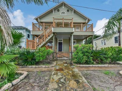 Galveston Multi Family Home For Sale: 1712 19th Street