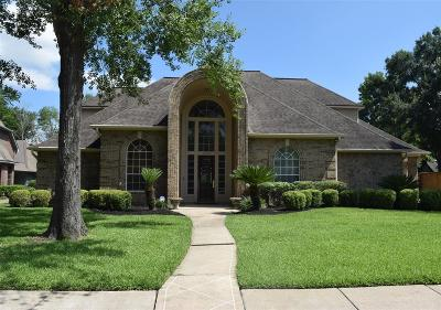 Sugar Land Single Family Home For Sale: 13918 Emerald Forest Court