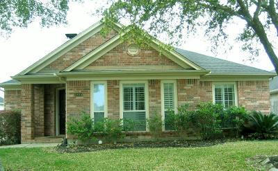 Richmond Single Family Home For Sale: 3815 Lake Edinburg Lane