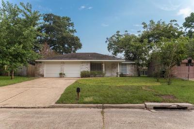Kingwood Single Family Home For Sale: 2311 Shadbury