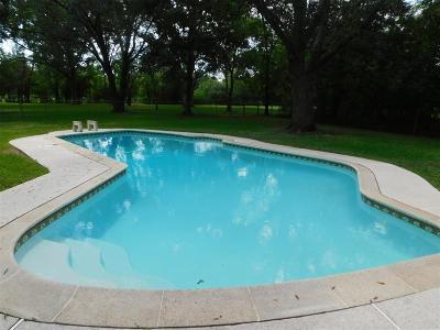 Alvin Single Family Home For Sale: 10012 County Road 941e