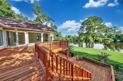 The Woodlands Single Family Home For Sale: 35 Huntsmans Horn Circle