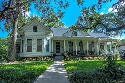 Eagle Lake Single Family Home For Sale: 406 E Prairie Avenue