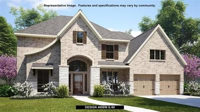 Cypress TX Single Family Home For Sale: $539,900