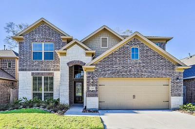 New Caney Single Family Home For Sale: 23427 Banks Mill