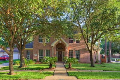 League City Single Family Home For Sale: 2107 Crescent Coral Drive