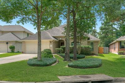 The Woodlands Single Family Home For Sale: 99 N Merryweather Circle