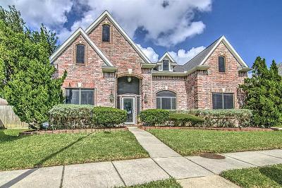 Baytown Single Family Home For Sale: 4414 Santee Drive