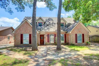 Houston Single Family Home For Sale: 1139 Lehman Street