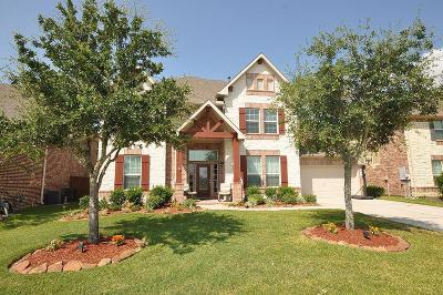 Friendswood Single Family Home For Sale: 1111 Hickory Terrace