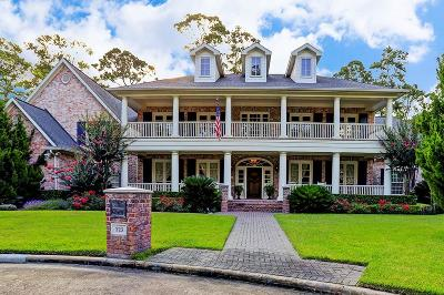 Harris County Single Family Home For Sale: 223 Heritage Oaks Lane