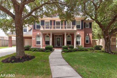 Houston Single Family Home For Sale: 5419 Sterling Brook