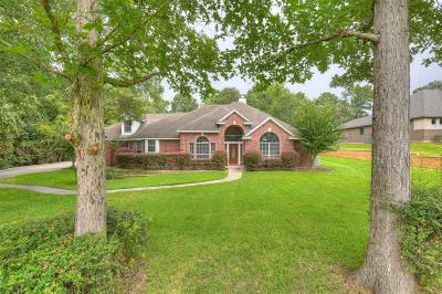 Montgomery Single Family Home For Sale: 8935 Forest Lake Drive