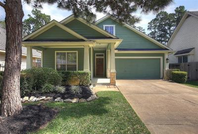 Spring, The Wodlands, Tomball, Cypress Rental For Rent: 13002 Oakwood Manor Drive