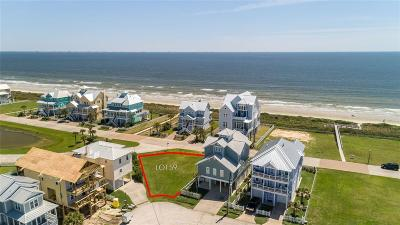 Galveston Residential Lots & Land For Sale: 11518 Beachside
