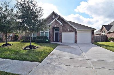 Pearland Single Family Home For Sale: 14008 Ginger Cove Court
