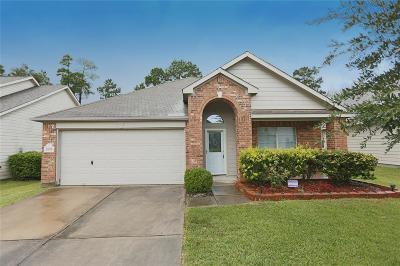 Conroe Single Family Home For Sale: 1095 Shadow Glenn Drive