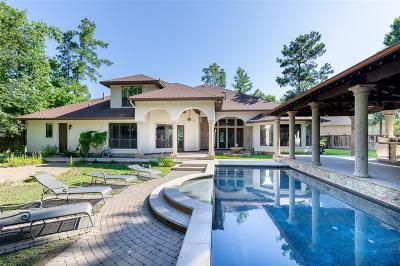 The Woodlands Single Family Home For Sale: 2 Dovecote