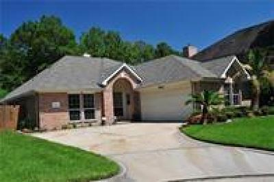 Houston Single Family Home For Sale: 14622 Oxwick Circle
