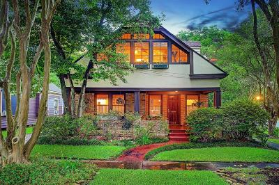 Houston Single Family Home For Sale: 303 W 13th Street