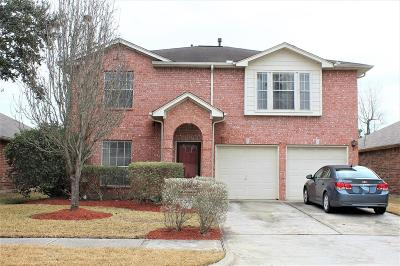 Kingwood Single Family Home For Sale: 26888 Castlecliff Lane