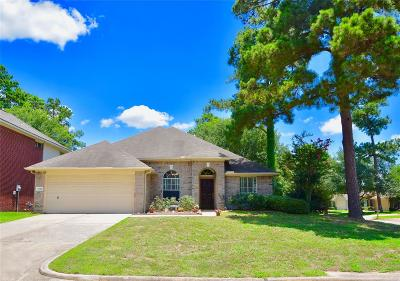 Tomball Single Family Home For Sale: 11702 Bayberry Court