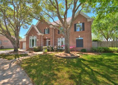 Pearland Single Family Home Option Pending: 3602 Abbeywood Drive