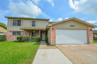 Sugar Land Single Family Home For Sale: 13838 Towne Way Drive