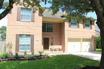 Humble Single Family Home For Sale: 19119 Hikers Trail Drive