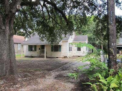 Rosenberg Single Family Home For Sale: 1619 Avenue L