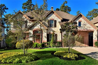 The Woodlands TX Single Family Home For Sale: $480,000