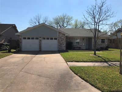 Houston Single Family Home For Sale: 11734 Kirkmeadow Drive