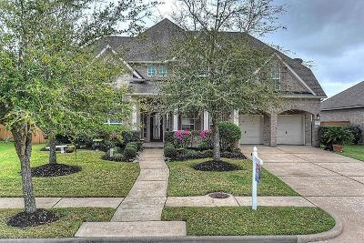 League City Single Family Home For Sale: 2873 Carrera Court