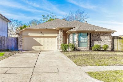 Stafford Single Family Home Option Pending: 12310 Fern Meadow Drive