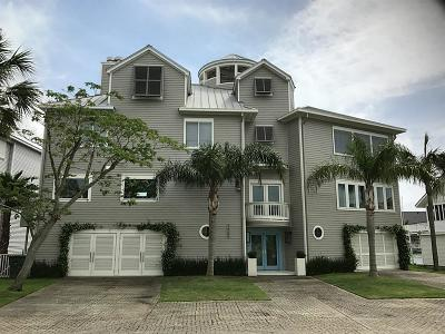 Galveston Single Family Home For Sale: 3505 Christmas Tree Point Road