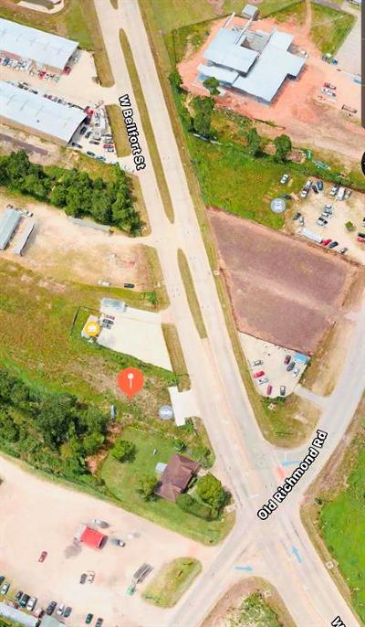 Sugar land Residential Lots & Land For Sale: 15535 W Bellfort St Road