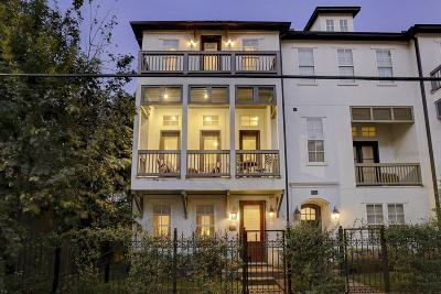 Houston Single Family Home For Sale: 2718 Cortlandt Street