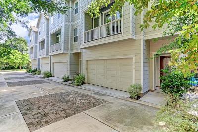 Houston Single Family Home For Sale: 2219 Bellefontaine Street