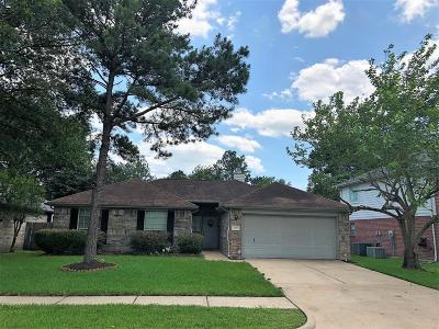 Katy Single Family Home For Sale: 22527 Kenlake Drive