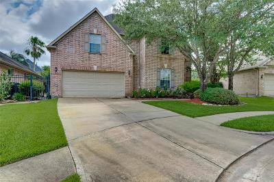 Sugar Land Single Family Home For Sale: 8706 Rippling Water Drive