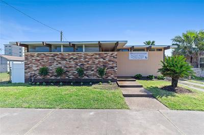 Galveston Rental For Rent: 2315 Bernardo De Galvez #2