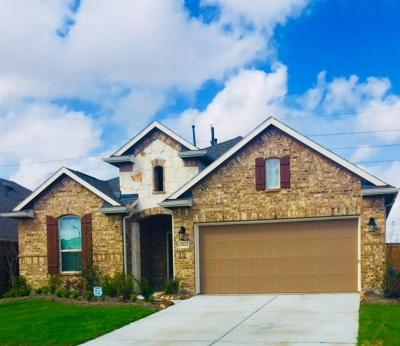 Manvel Single Family Home For Sale: 3503 Bay Drive