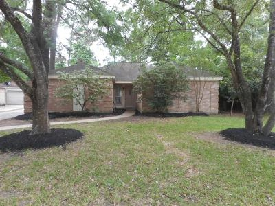 Humble Single Family Home For Sale: 3134 Holly Green Drive