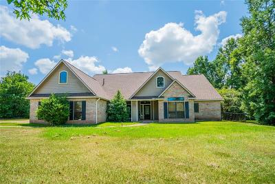 Willis Single Family Home For Sale: 32 Ranch Road One